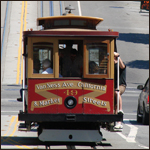 California Line Cable Car